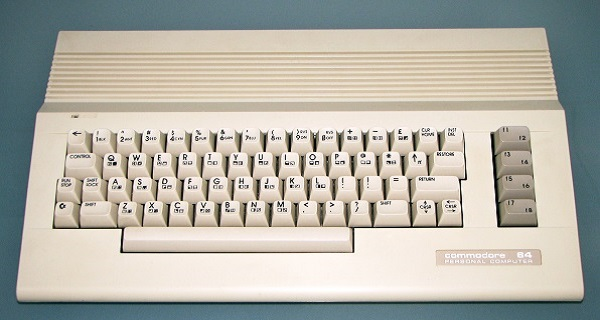Commodore-64-White