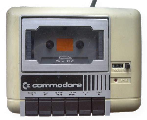 commodoreDatassette