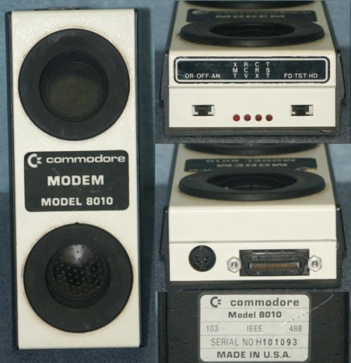 Commodore Modem