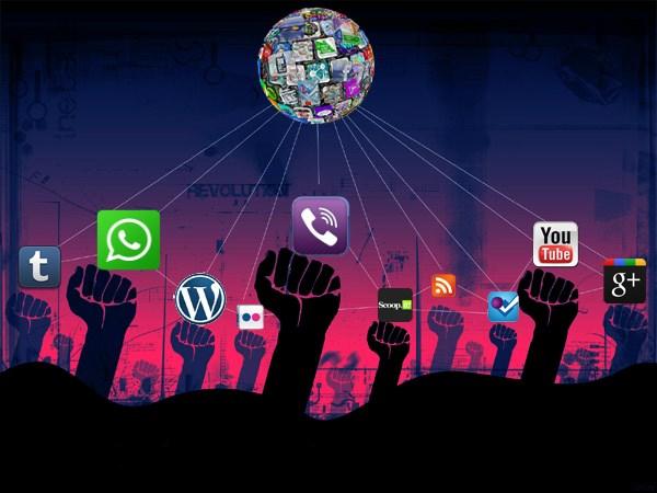 از اتفاقات عربستان تا مبارزات وایبری و مجازی