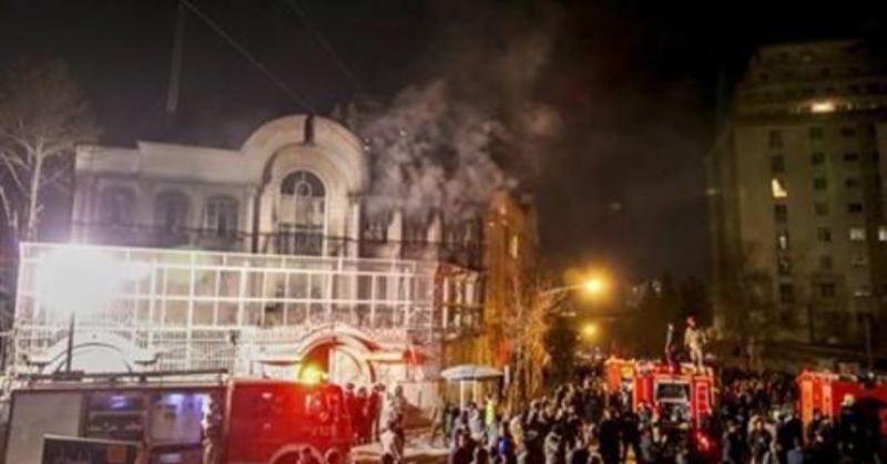 چه کسانی به سفارت عربستان حمله کردند؟